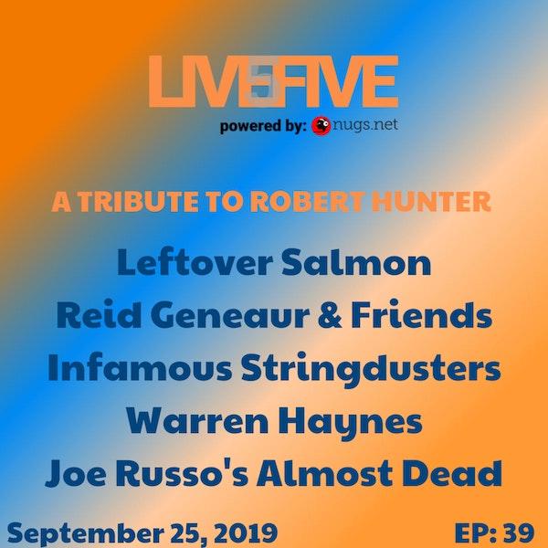 Live 5 - September 25, 2019.