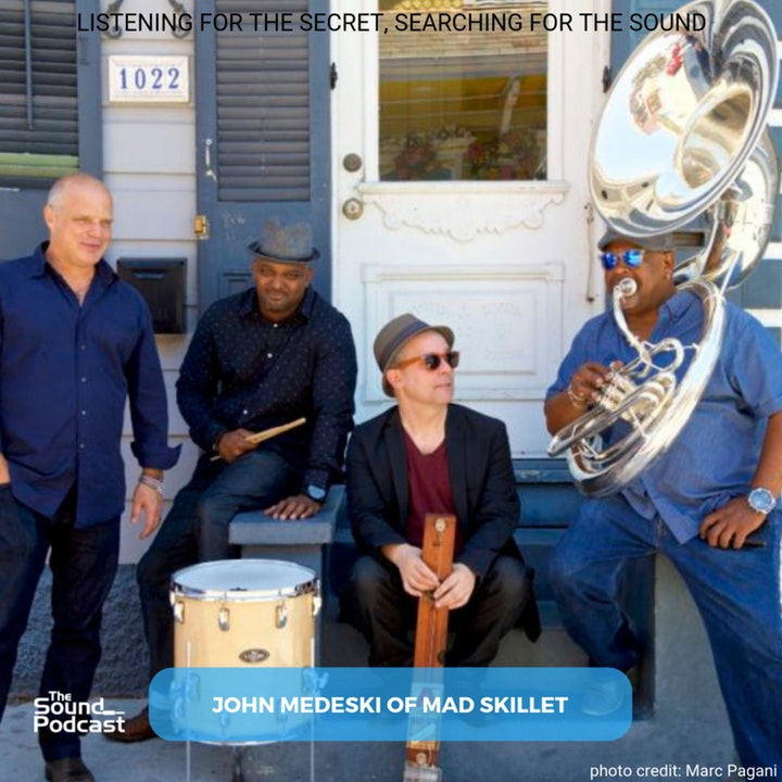 Episode 148: John Medeski of Mad Skillet