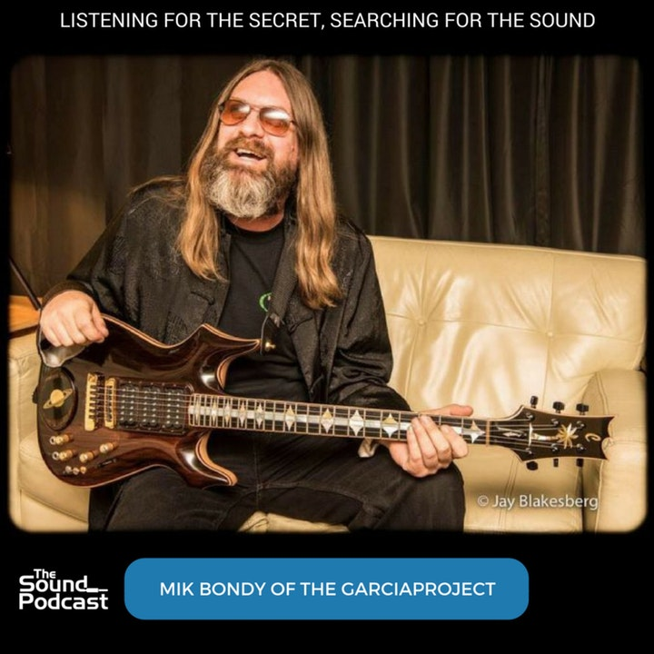 Episode 112: Mik Bondy of The GarciaProject