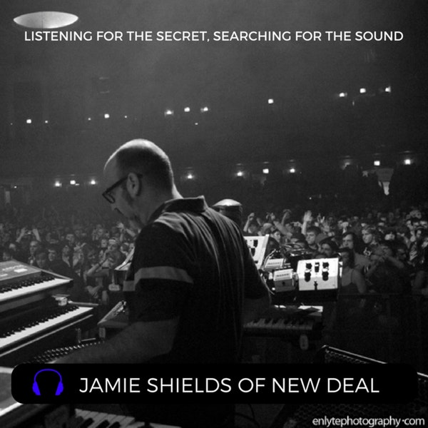 Episode 23: Jamie Shields of the New Deal Image