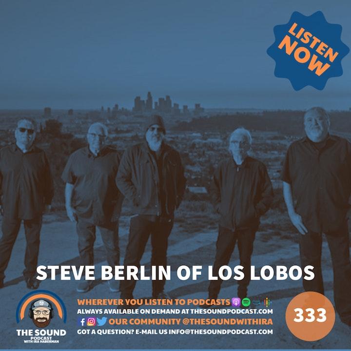 Steve Berlin of Los Lobos