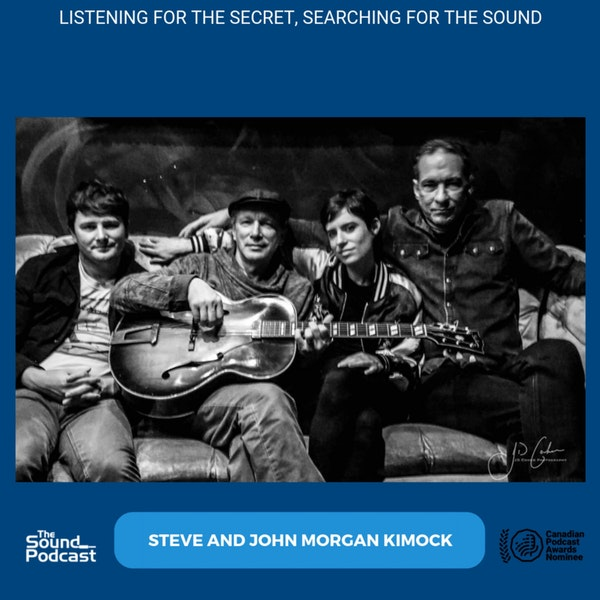 Episode 180: Steve And John Morgan Kimock