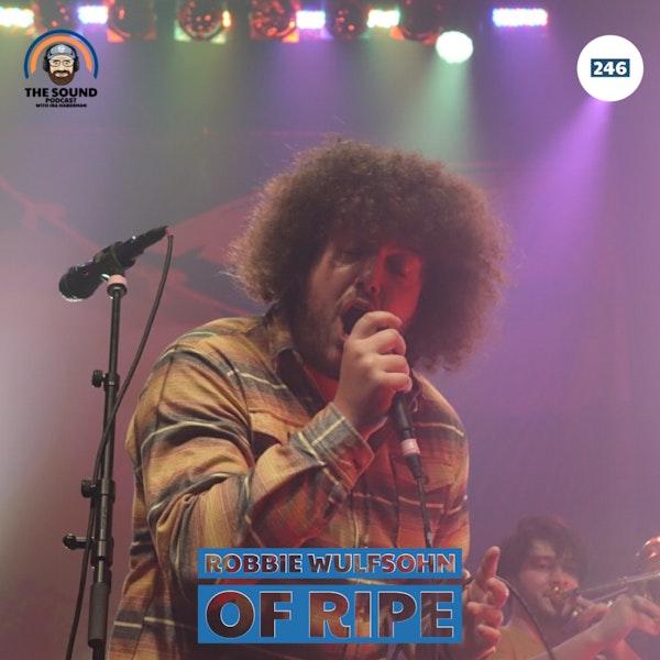 Robbie Wulfsohn of Ripe