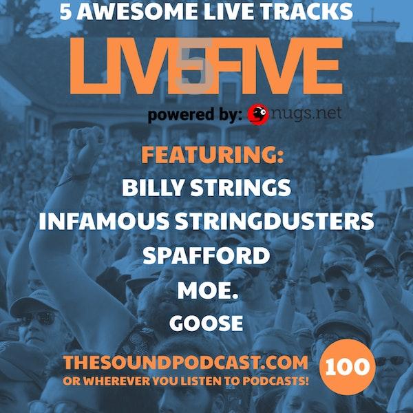 Live 5 - Episode 100