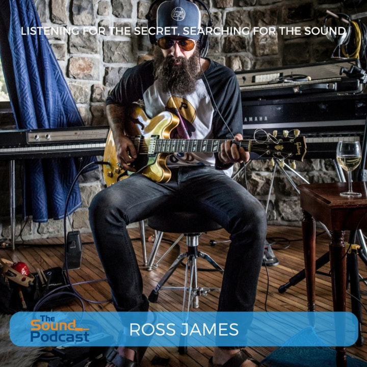 Episode 38: Ross James