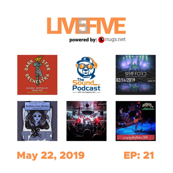 Live 5 - May 22, 2019.