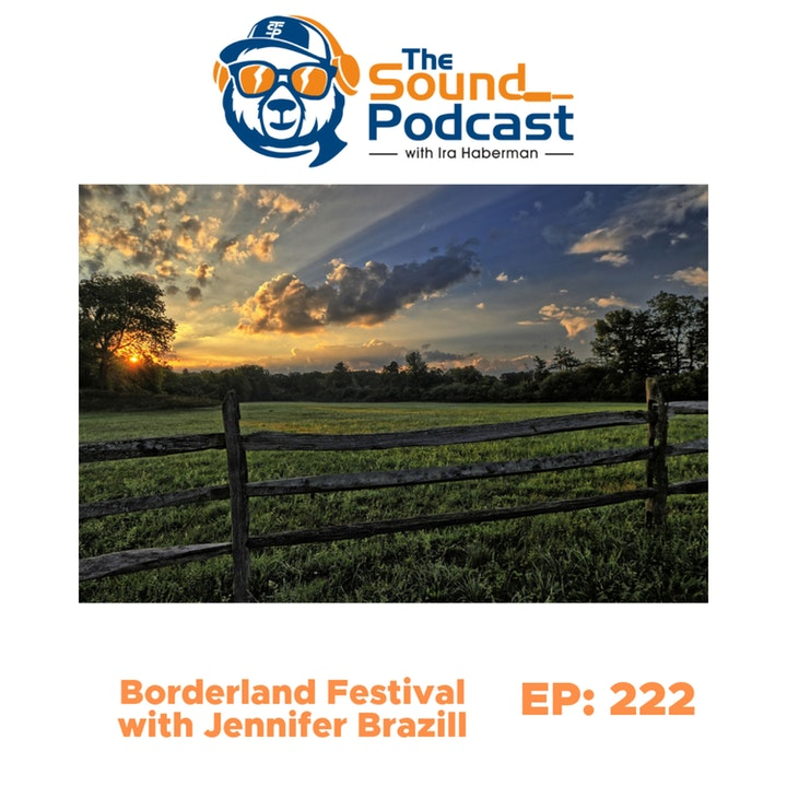 Borderland Festival with Jennifer Brazill