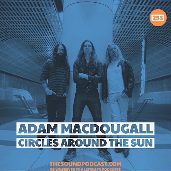 Adam MacDougall from Circles Around the Sun