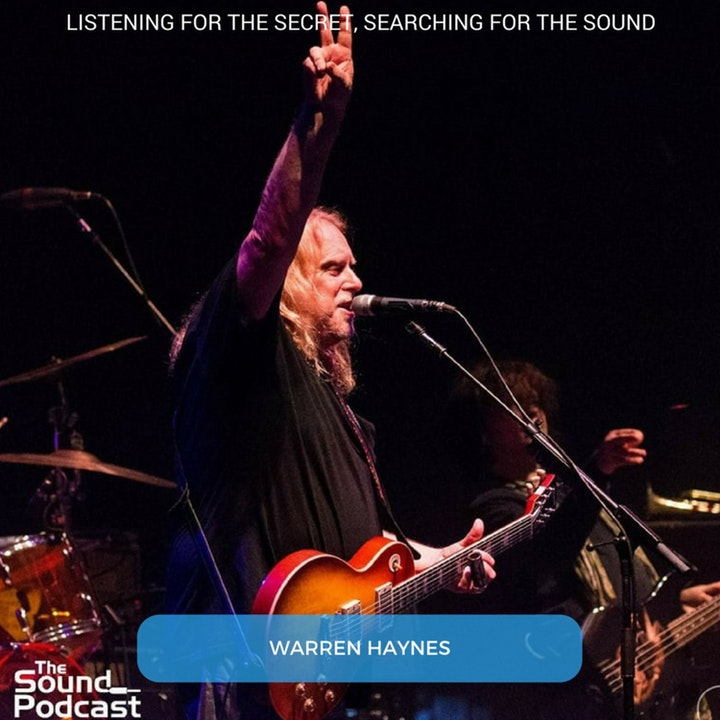 Episode 100: Warren Haynes