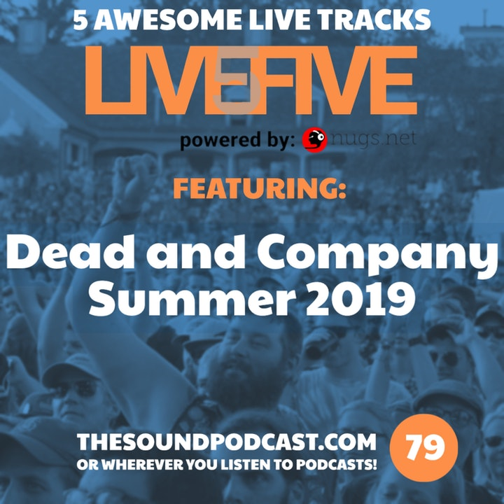Live 5 - July 15, 2020.