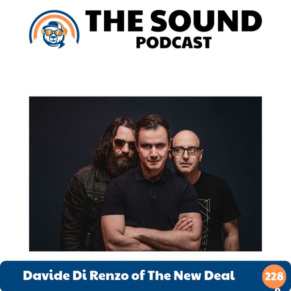 Davide Di Renzo of The New Deal Image