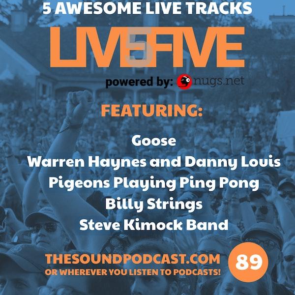 Live 5 - September 23, 2020.