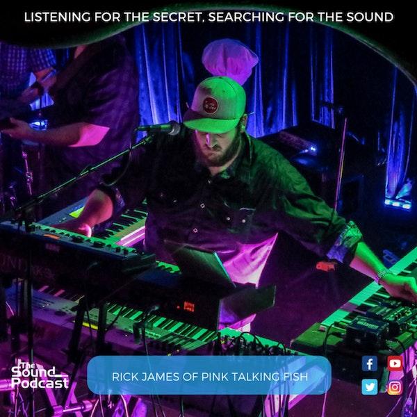 Episode 7: Richard James of Pink Talking Fish