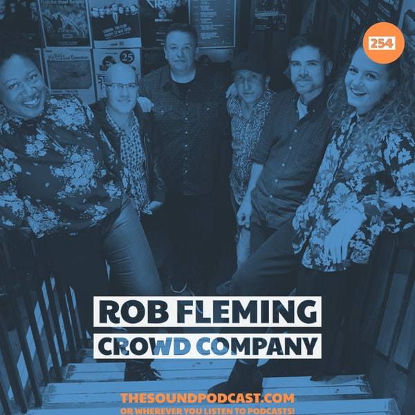 Rob Fleming from Crowd Company