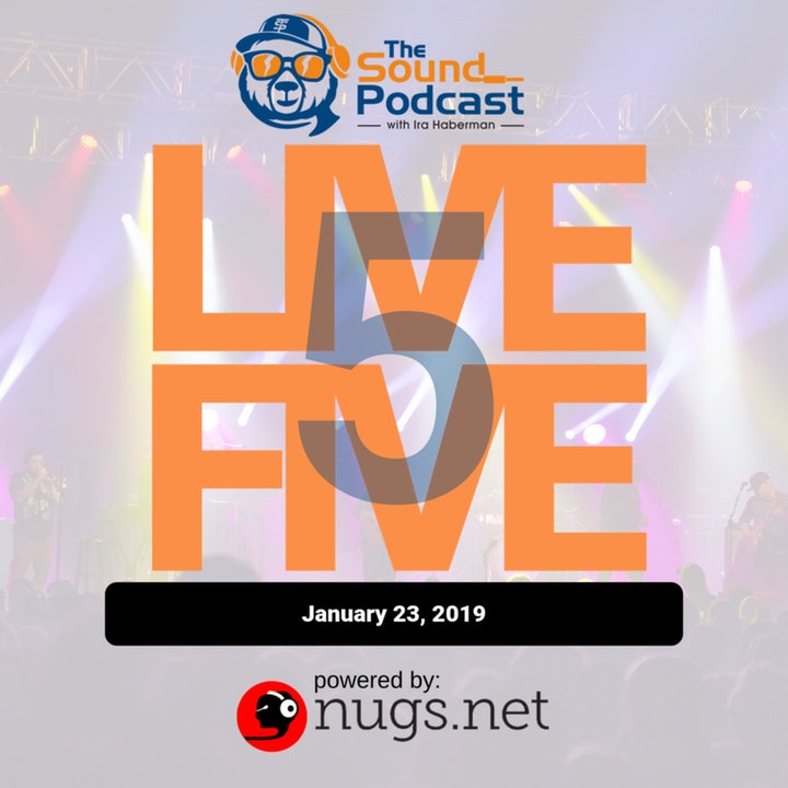 Episode: 4 - Live 5 - January 23, 2019.