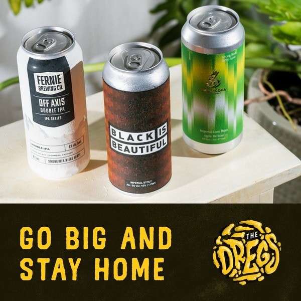 Go Big and Stay Home Image