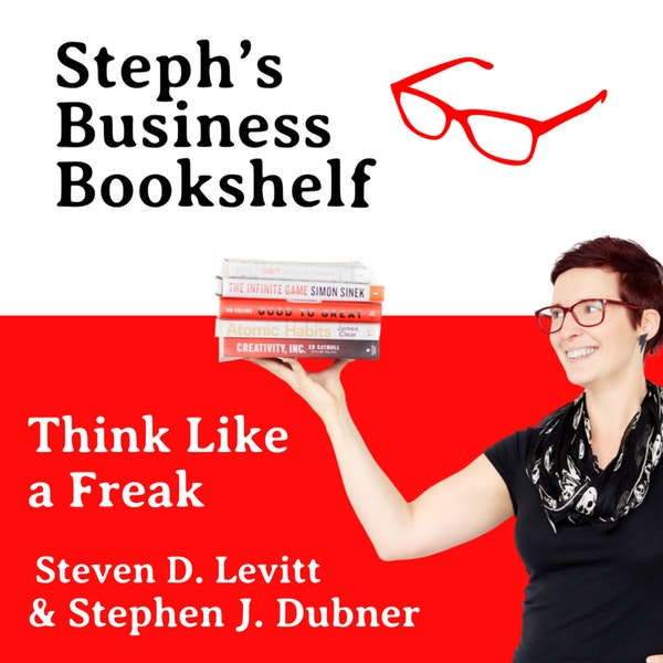 Think Like a Freak by Steven Levitt and Stephen Dubner: Why morals can get in the way of the right answer Image