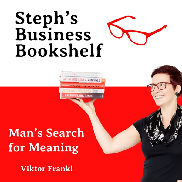 Man's Search for Meaning by Viktor Frankl: What is the meaning of life? Image