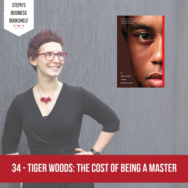 Tiger Woods by Jeff Benedict & Armen Keteyianis: The Cost of Being a Master Image