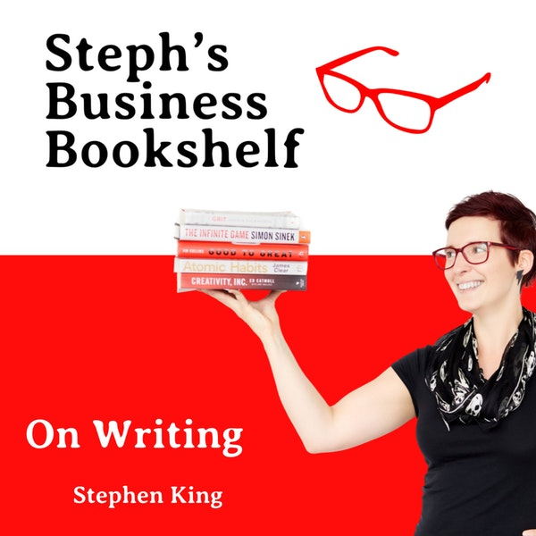 On Writing by Stephen King: Why boredom is the key to great writing Image