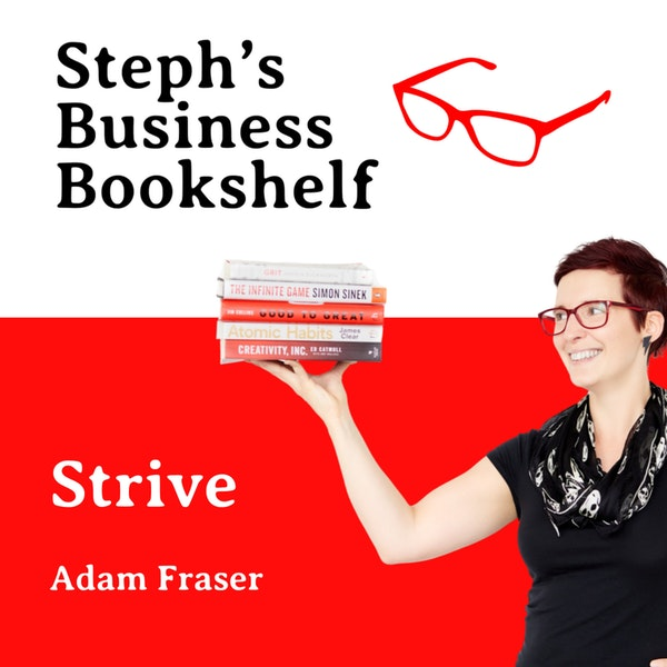 Strive by Adam Fraser: Why you need to start struggling more Image