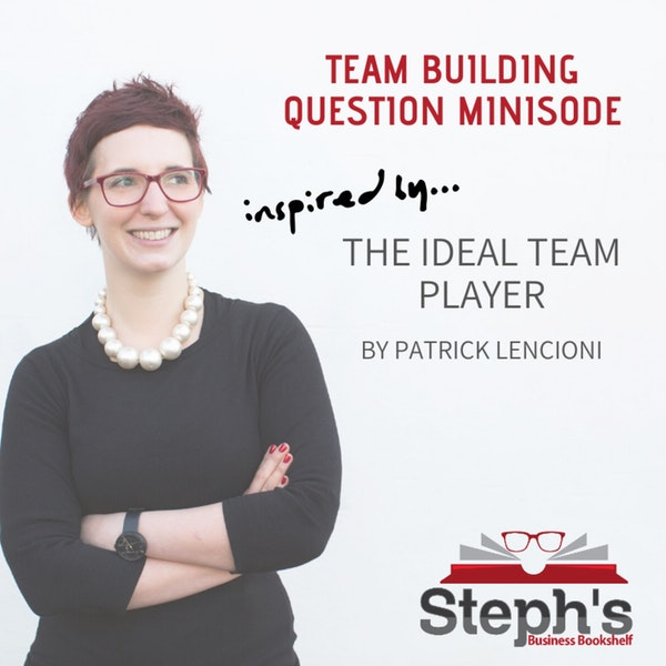 The Ideal Team Player Team Building Question Image
