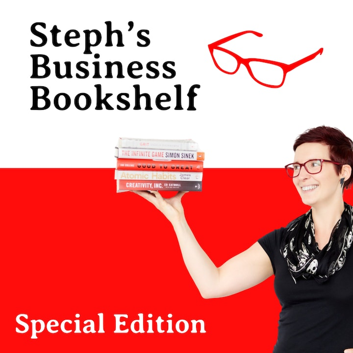Episode image for Special Episode: Talking books with Steph Clarke and Kelly Irving