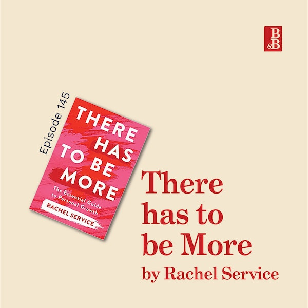 There Has to be More by Rachel Service: how to achieve your goals Image