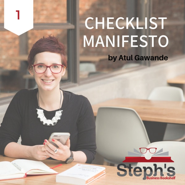 Checklist Manifesto by Atul Gawande: How to avoid death, bankruptcy and cooking the wrong meal Image