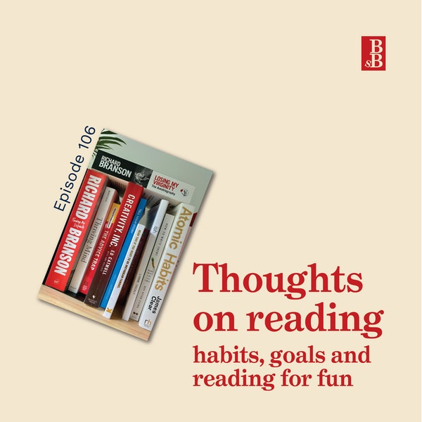 2021 reading thoughts: why setting a reading goal might be a bad idea Image