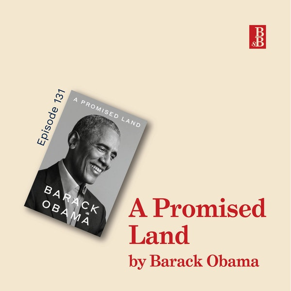 *REBROADCAST* A Promised Land by Barack Obama: the ultimate lessons in leadership Image