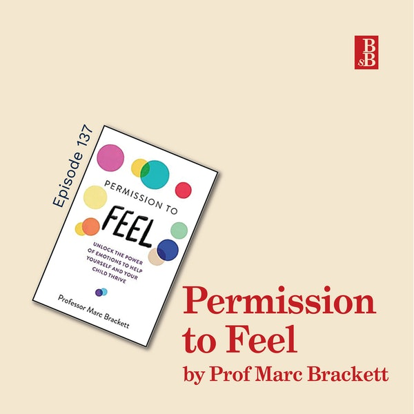 Permission to Feel by Professor Marc Brackett: how to be a RULER of your emotions for better health Image