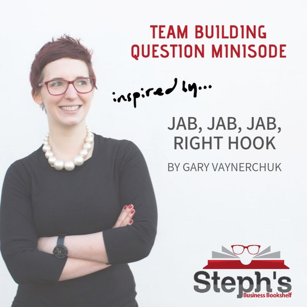 Jab Jab Jab Right Hook Team Building Question Image