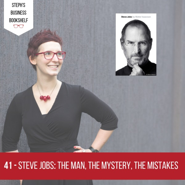 Steve Jobs by Walter Isaacson: The man, the mystery, the mistakes Image