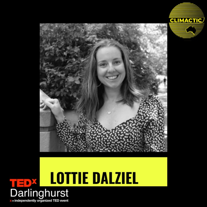 Lottie Dalziel | The power of community in fighting climate change