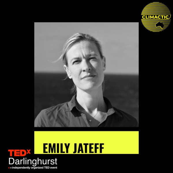 Emily Jateff | The tortoise approach to solving climate change Image
