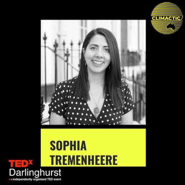 Sophia Tremenheere | The feminist's guide to stop the planet bleeding Image
