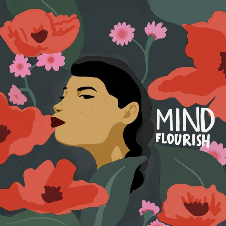 MIND FLOURISH.