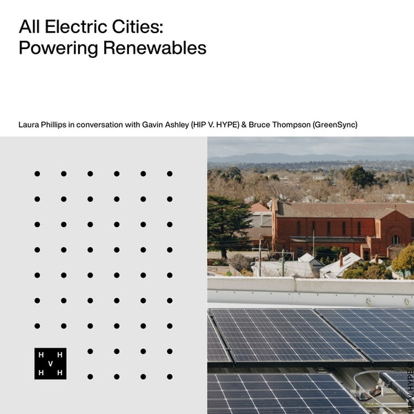 All Electric Cities | Powering Renewables Image