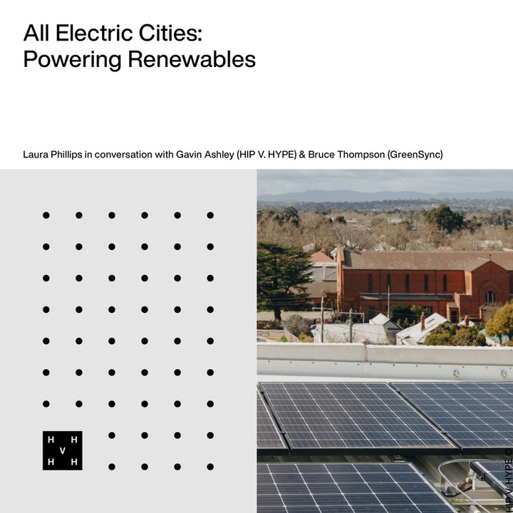 All Electric Cities | Powering Renewables