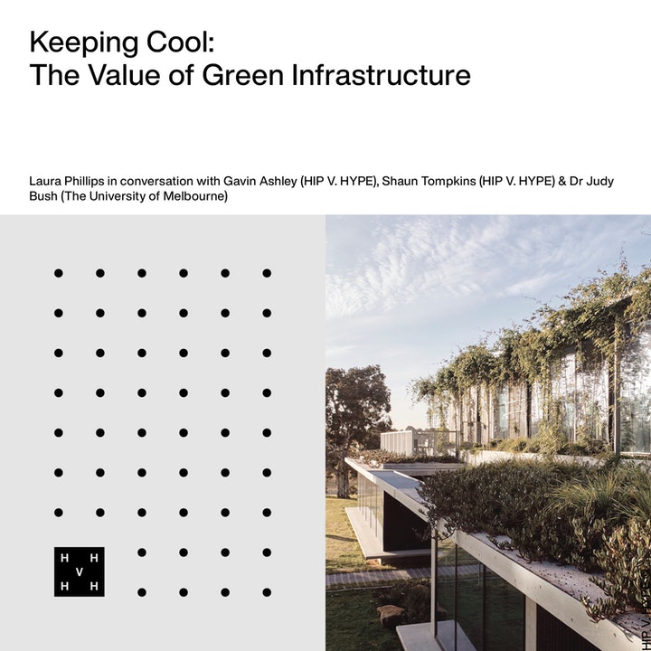 Keeping Cool   The Value of Green Infrastructure