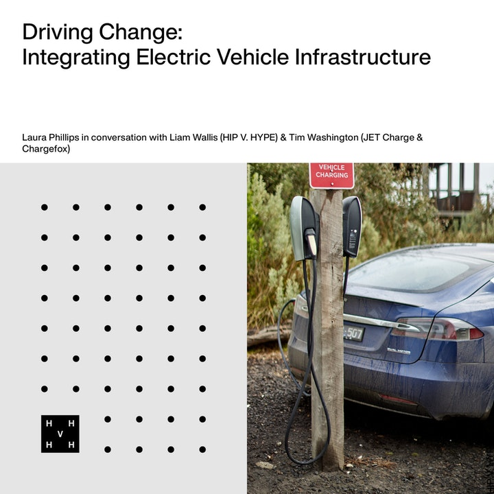 Driving Change | Integrating Electric Vehicle Infrastructure