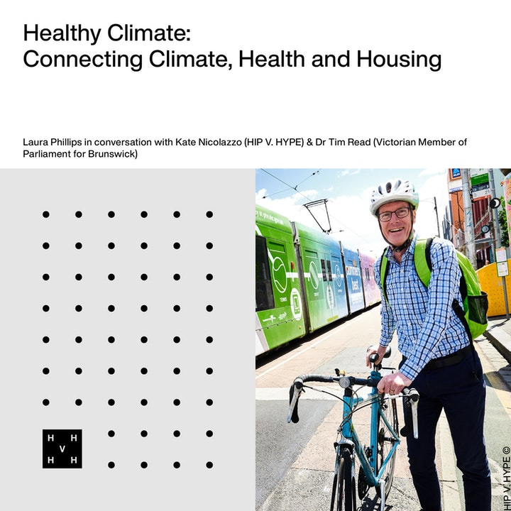 Healthy Climate | Connecting Climate, Health and Housing with Dr Tim Read MP