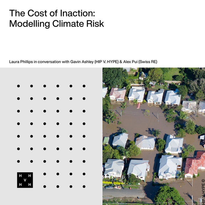 The Cost of Inaction   Modelling Climate Risk