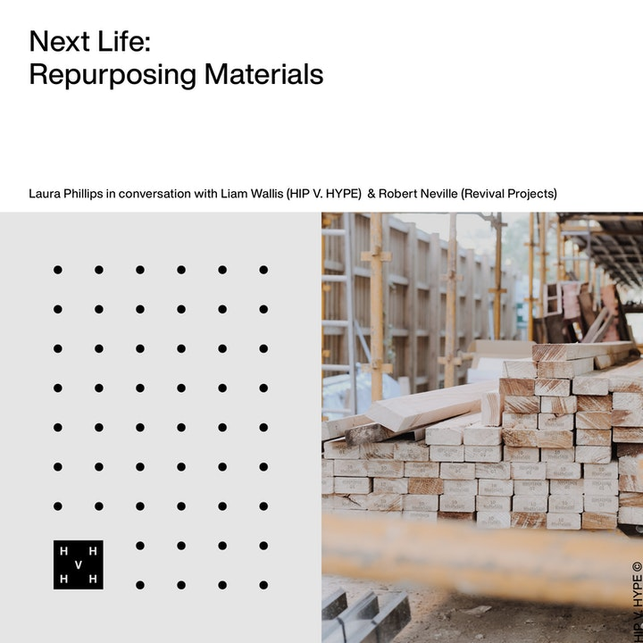 Next Life   Repurposing Materials