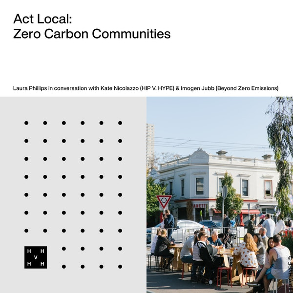 Act Local | Zero Carbon Communities Image