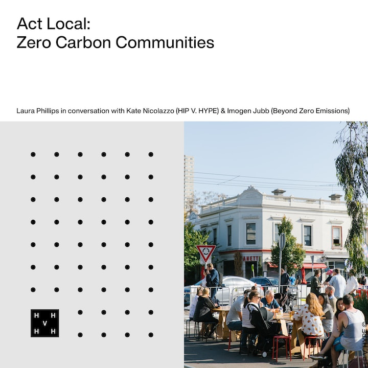 Act Local | Zero Carbon Communities