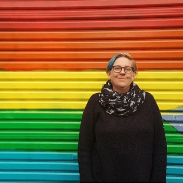Holly Hammond — Climate Community Care Bear Image