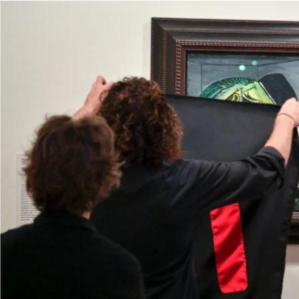 Retracted | On the 2014 Biennale Boycott with Gabrielle de Vietri Image
