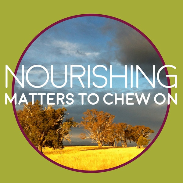 Introducing NOURISHING MATTERS TO CHEW ON Image